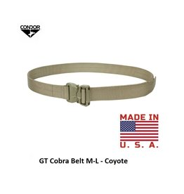 CONDOR GT Cobra Belt M-L - Coyote