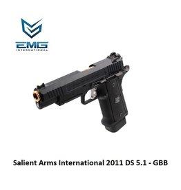 EMG International Salient Arms International 2011 DS 5.1 - GBB