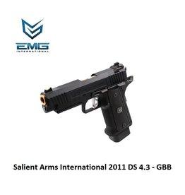 EMG International Salient Arms International 2011 DS 4.3 - GBB