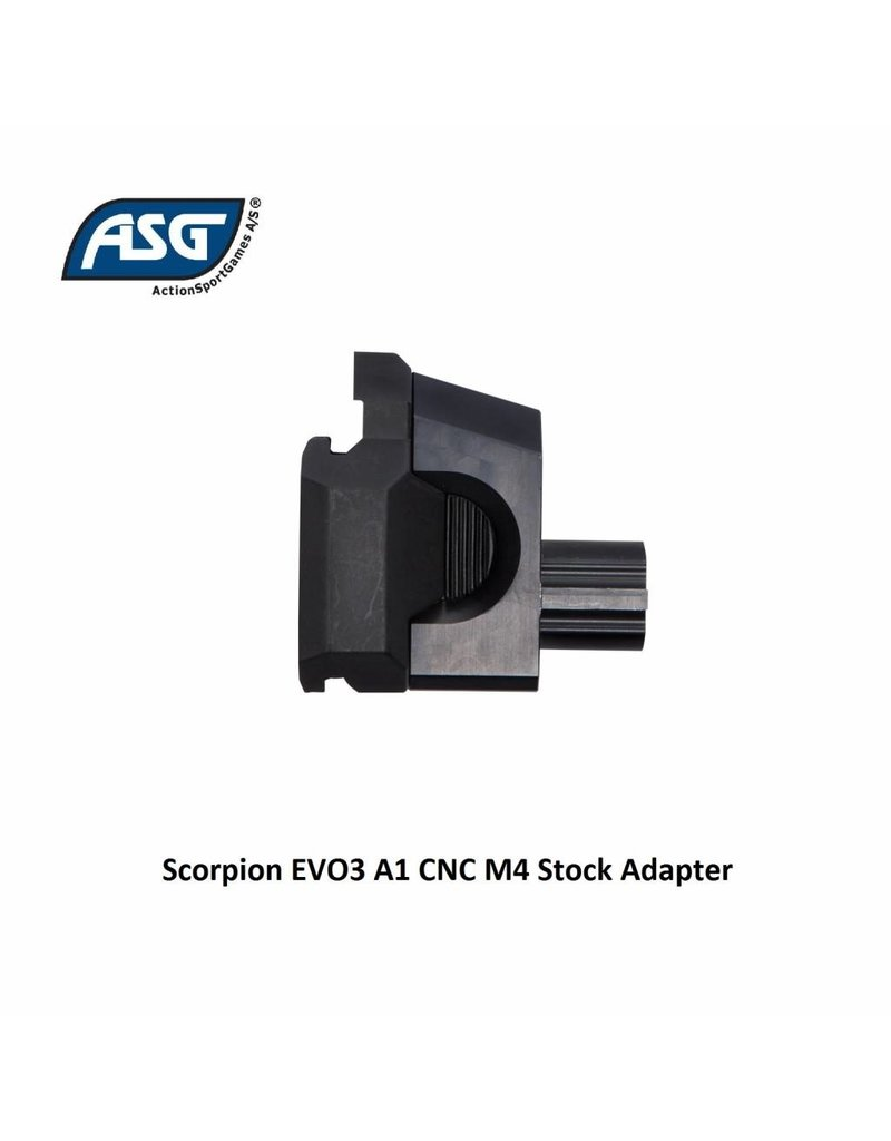 ASG Scorpion EVO 3 A1 CNC M4 Stock Adapter