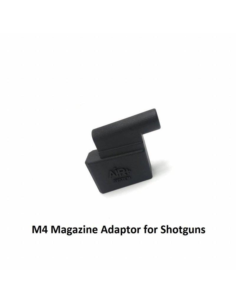 Air System+ M4 Magazine Adaptor for Shotguns