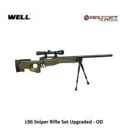 Well L96 Sniper Rifle Set Upgraded