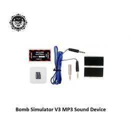 Duel Code Bomb Simulator V3 MP3 Sound Device