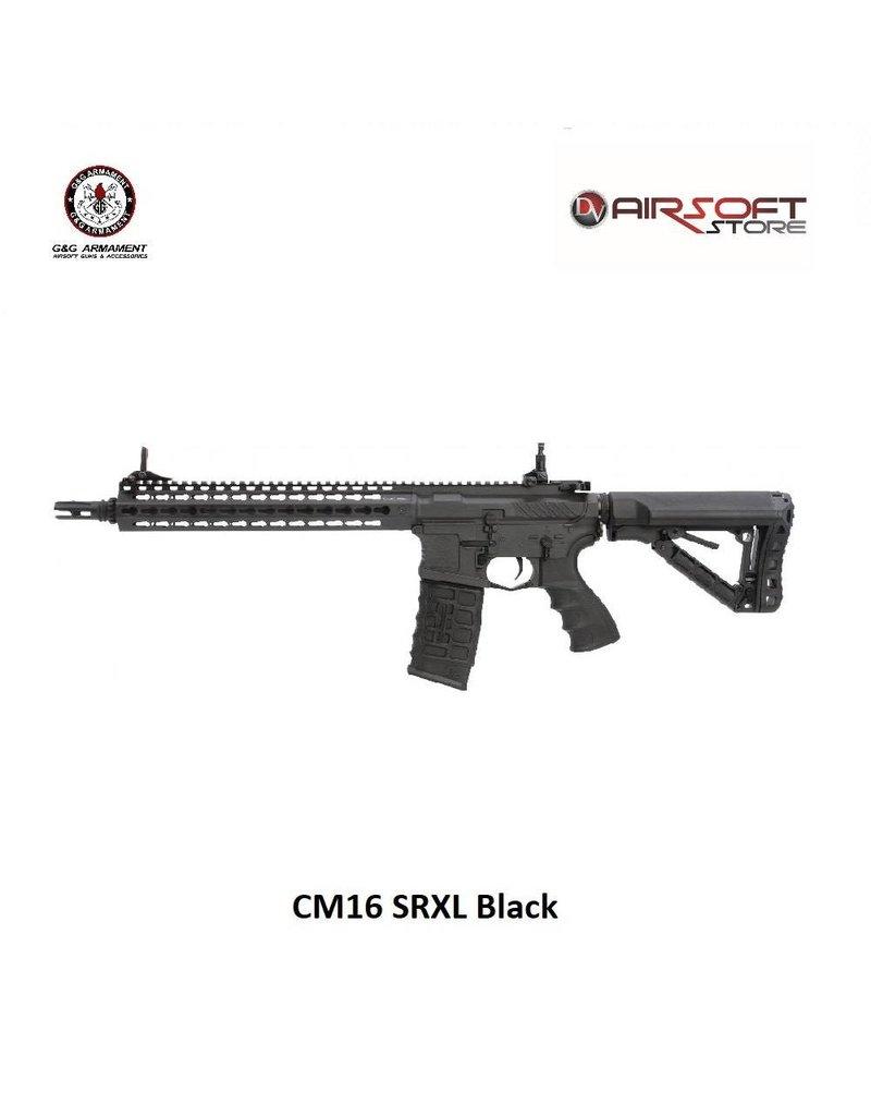 G&G CM16 SRXL Black