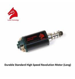Lonex Durable Standard High Speed Revolution Motor (Long)