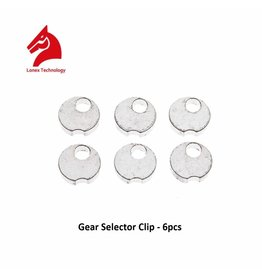 Lonex Gear Selector Clip - 6pcs