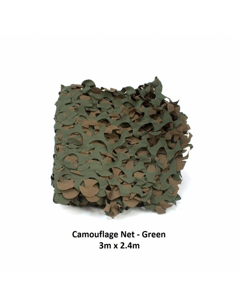 Camouflage Net - Green