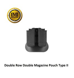 IMI Defense Double Row Double Magazine Pouch Type II