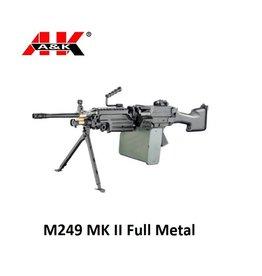 A&K M249 MK II Full Metal
