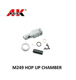 A&K M249 HOP UP CHAMBER