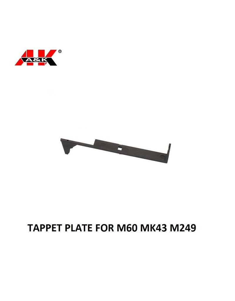 A&K TAPPET PLATE FOR M60 MK43 M249