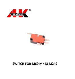 A&K SWITCH FOR M60 MK43 M249