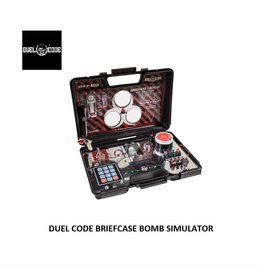Duel Code DUEL CODE BRIEFCASE BOMB SIMULATOR