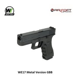 WE WE17 Metal Version GBB
