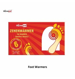 Thermopad Foot Warmers