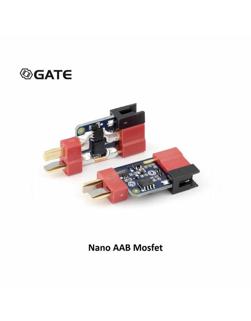 Gate Nano AAB Mosfet