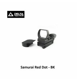 Delta Tactics Samurai Red Dot - BK