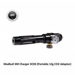 Madbull Madbull XM Charger XC03 (Portable 12g CO2 Adaptor)