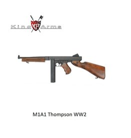 King Arms M1A1 Thompson WW2