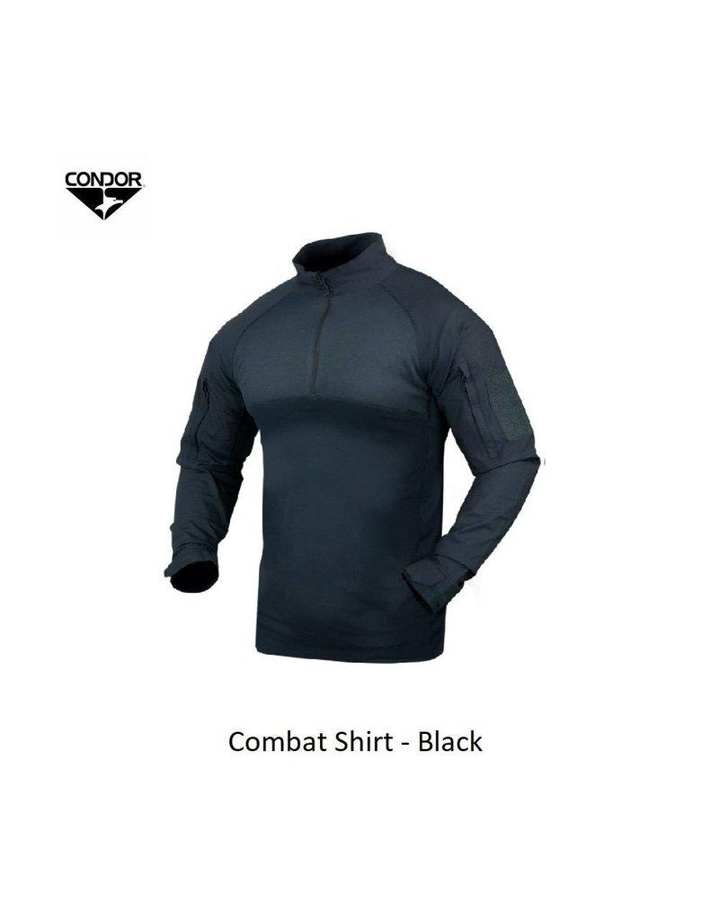 CONDOR Combat Shirt - Black