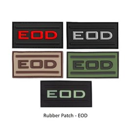 JTG EOD Rubber Patch