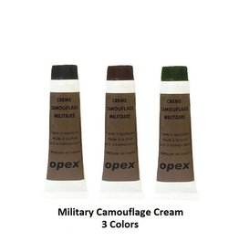 Armsco Military Camouflage Cream - 3 Colors