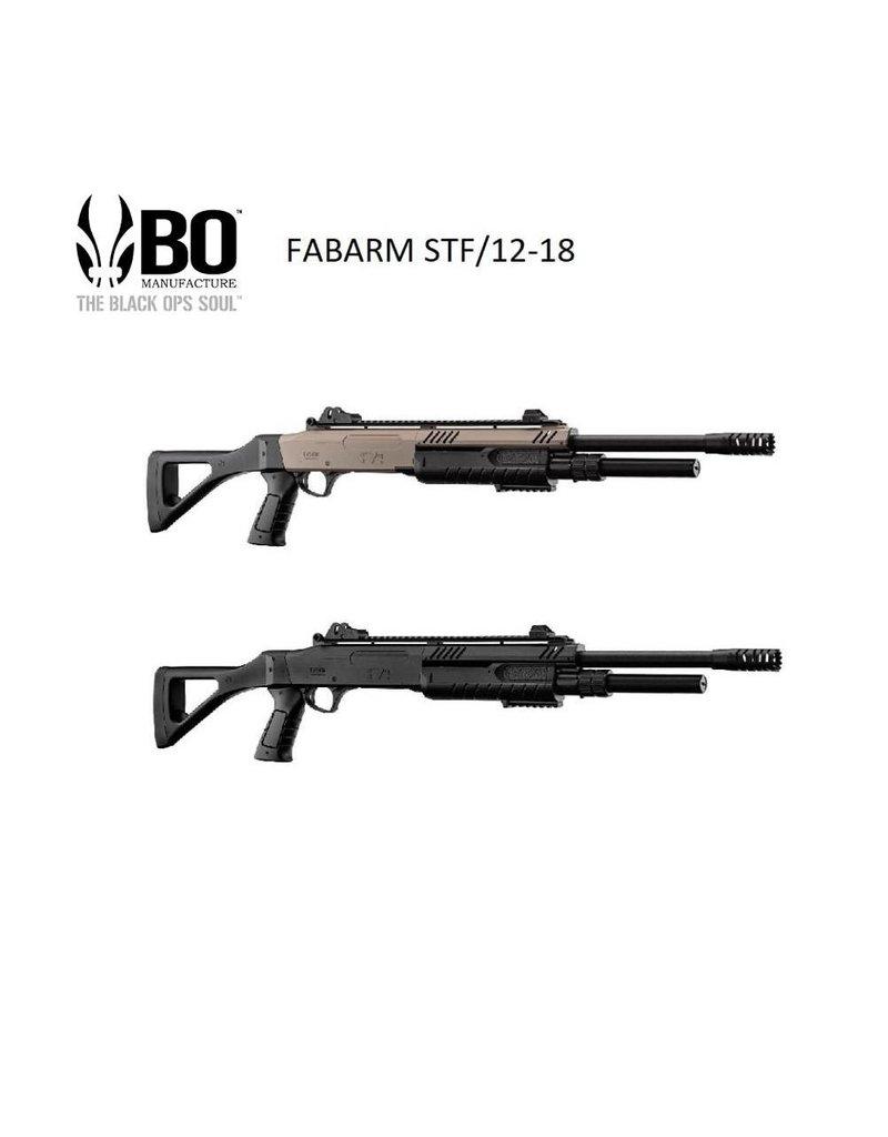 BO FABARM SHOTGUN STF 12-18