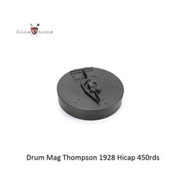 King Arms Drum Mag Thompson 1928 Hicap 450rds