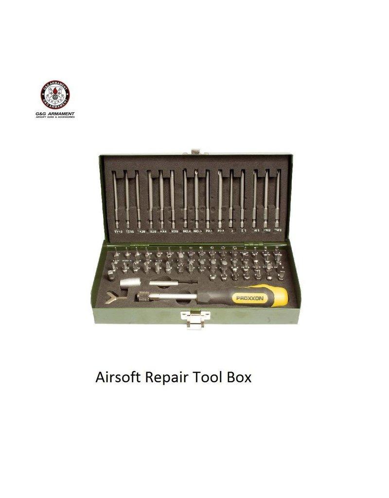 G&G Airsoft Repair Tool Box