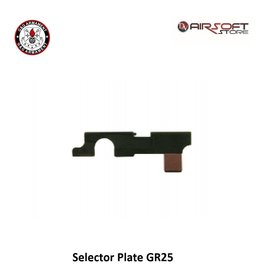 G&G Selector Plate GR25