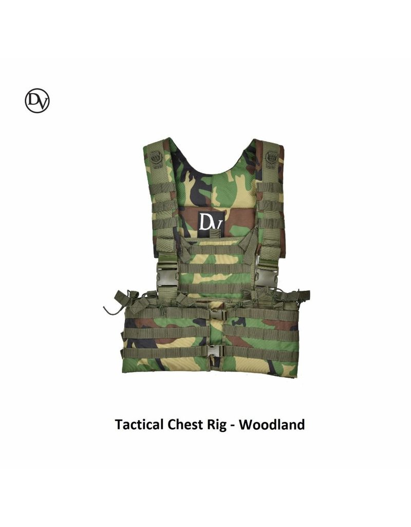 Delta Victor Tactical Chest Rig