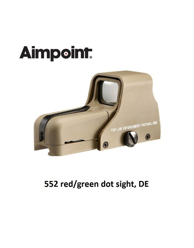 Aimpoint 552 red/green dot sight, DE