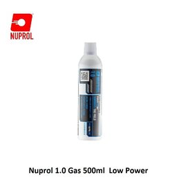 NUPROL Nuprol 1.0 Gas 500ml  Low Power