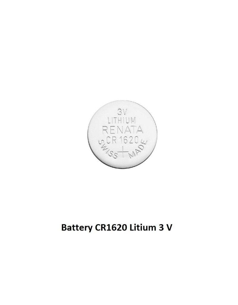 Battery CR1620 Litium 3 V