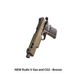 Secutor NEW Rudis V Gas and CO2 - Bronze