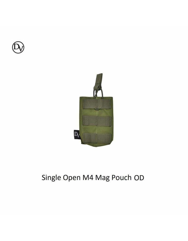 Delta Victor Single Open M4 Mag Pouch