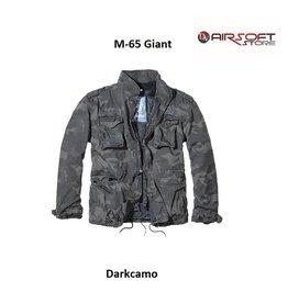 Brandit M65 Giant Darkcamo