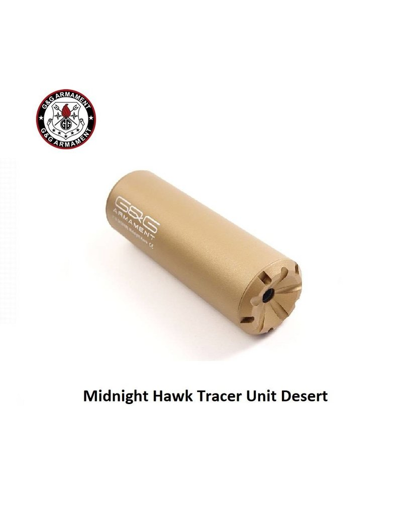 G&G Midnight Hawk Tracer Unit Desert