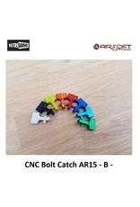 Retro Arms CNC Bolt Catch AR15 - B -
