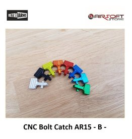 Retro Arms CNC Bolt Catch AR15 - B -