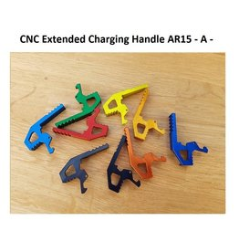 Retro Arms CNC Extended Charging Handle AR15 - A -