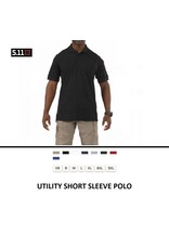 5.11 UTILITY SHORT SLEEVE POLO
