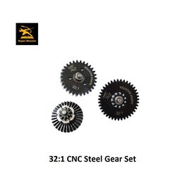 Super Shooter 32:1 CNC Steel Gear Set