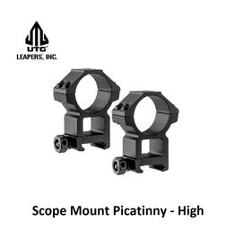 UTG Scope Mount Picatinny - High
