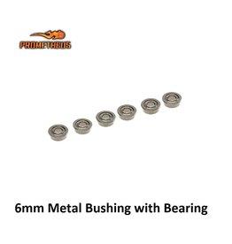 Prometheus 6mm Metal Bushing with Bearing