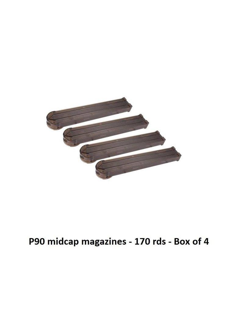 EMERSON P90 Midcap Magazine 170 rds - box of 4