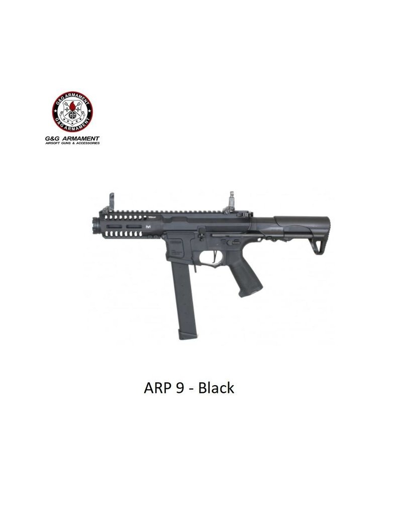 G&G ARP 9 - Black