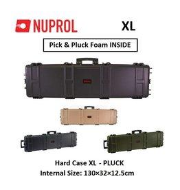 NUPROL Hard Case XL  - Pluck