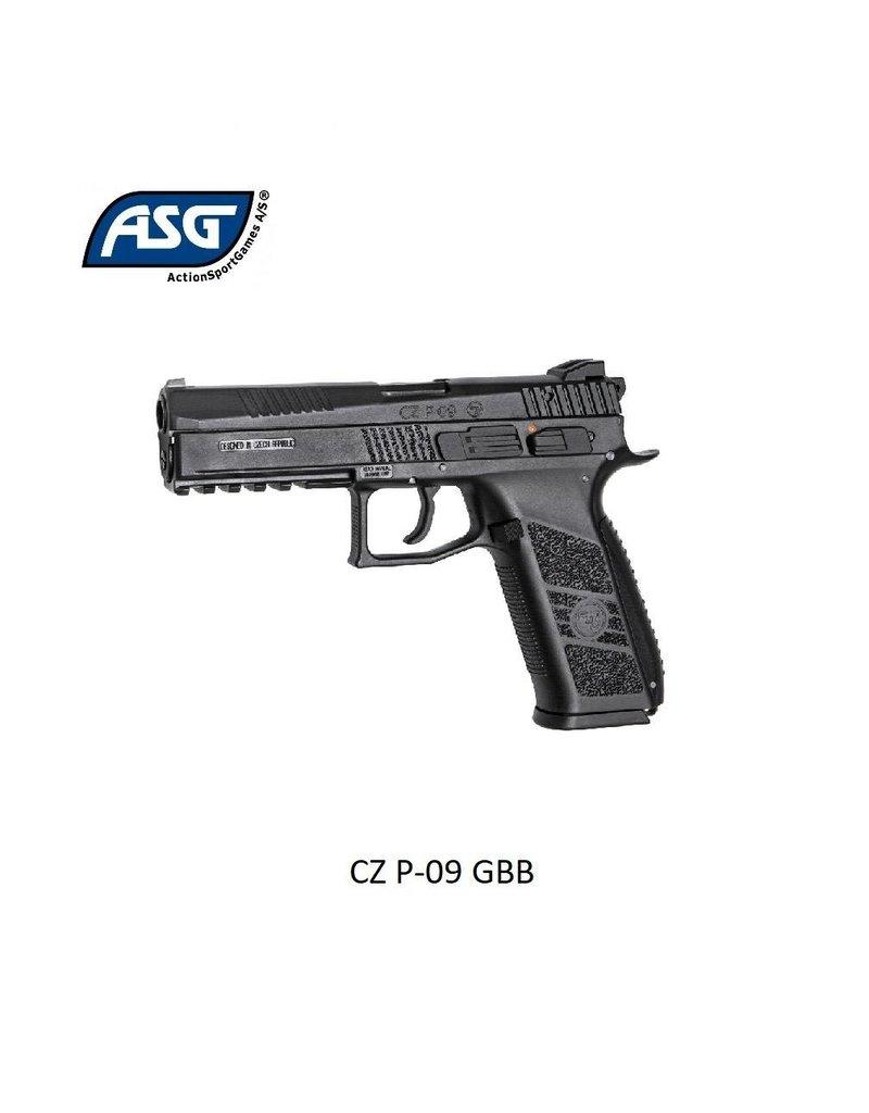 ASG CZ P-09 GBB