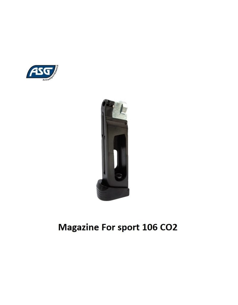 ASG Magazine For sport 106 CO2